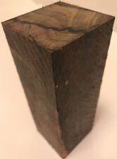 Ziricote Hardwood Lumber 2x2x6 Duck Calls Knife Handles Cane Grips Cues Timber