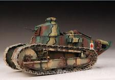 Award Winner Built Meng 1/35 US Army Renault FT-17 LightTank Five of Hearts +PE