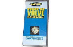 Race Tech Gold Valve Shock Kit  Type 3/46mm SMGV 4603*