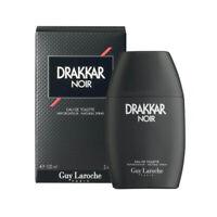 Guy Laroche Drakkar Noir Edt Eau de Toilette Spray for Men 100ml NEU/OVP