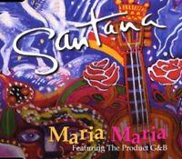 Santana Maria Maria (2000, feat. Product G & B) [Maxi-CD]