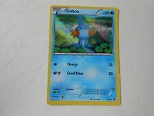 Carte Pokemon - PROMO XY - XY38 Gobou PV60 - Holo - FR