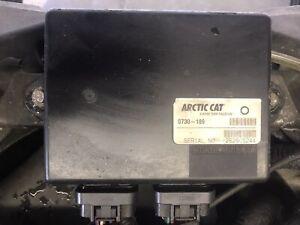 Circle  Ecu Cdi Unit For 2013  Arctic  Cat M8 Part Number 0730-187