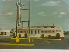 John Baeder Yankee Clipper Diner Hand Signed Screenprint photo realist USA art
