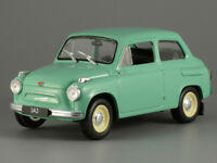 ZAZ-965 Zaporozhets Soviet Compact Car 1960 Year 1/43 Scale Diecast Model Car