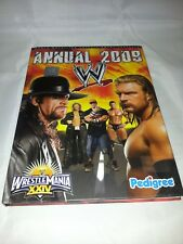 More details for wwe wrestlemania annual 2009