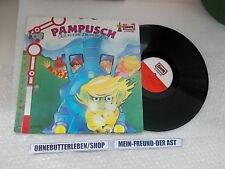 LP Hör Pambusch - Der Kleine Zaubergeist EUROPA Music Bert Brac