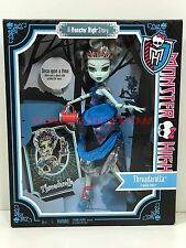 Monster High Doll Scary Tales Frankie Stein Threadarella New in Box Retired