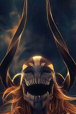 Bleach Ichigo poster wall art home decor photo print 16x24, 20x30, 24x36