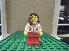 LEGO HOLIDAY FEMALE WHITE LACE BLOUSE - NEW
