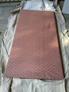 Tête de lit (140) tapissier à recouvrir, forme droite