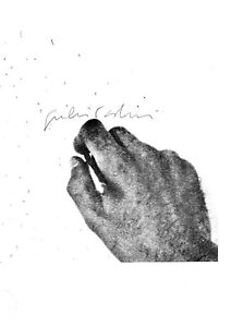 "GIULIO PAOLINI ""Vedo,1969"" fotolitografia firmata numerata timbrata Bolaffi Arte"