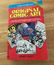 Original Comic Art Price Guide TONS OF LOST ART! Cool Bargain
