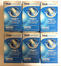 TRUEbalance Blood Glucose 300 Test Strips 6 Boxes Of 50 Count Exp: 1/2019