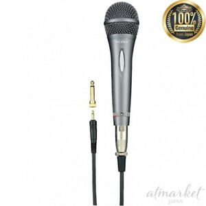 SONY F-V420-F Dynamic Vocal Microphone  Canon connector free shipping from JAPAN