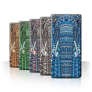 STUFF4 Back Case/Cover/Skin for Sony Xperia XA/Aztec Animal Design