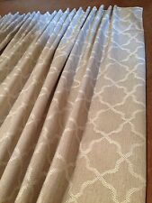Villa Nova Camberley,Twyford, Stucco,Curtains Made To Measure Hand Sewn All Cols