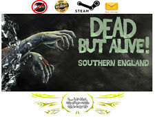 Dead But Alive! Southern England PC Digital STEAM KEY - Region Free