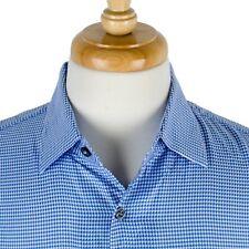 Paul Smith Men's Houndstooth Dress Shirt 15
