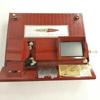 Kalart Model EV-8 Editor Viewer for 8 mm Movie Film Splicer Vintage 60's