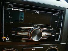 JVC KW-DB92BT Doble Din CD MP3 Bluetooth USB/AUX DAB + Radio estéreo de coche