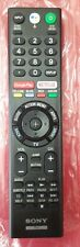 Sony OEM Genuine RMF-TX310U Remote Control With Voice Option For Smart TV, MINT.