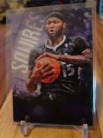 2013-14 PANINI COURT KINGS DeMARCUS COUSINS SQUIRES PURPLE /25 ! KINGS !