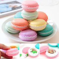 Charm Candy Color Macaron Mini Storage Box Jewelry Box Pill Case Birthday Gif&g