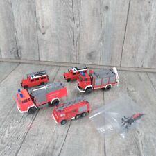 ROCO 1328,1307,1312,1381,1359 - 1:87 - Feuerwehr Konvolut - #L34332