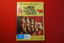 The Men Who Stare At Goats - DVD - Free Postage!!