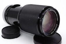 Canon FD Vivitar Series 1 70-210mm 1:3 .5 luz fuerte tele lente de zoom ae-1