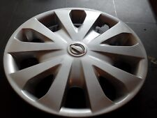 NISSAN VERSA HUBCAP WHEEL COVER GREAT REPLACEMENT 2012-2018 RETAIL $90.EA B1