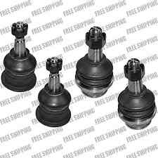 00-06 Sierra 1500 4WD Yukon New Set Upper Lower Ball Joint Repair Suspension kit