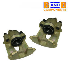 VW GOLF MK1 MK2 SCIROCCO CABRIOLET CADDY FRONT BRAKE CALIPER HOUSING PAIR A555