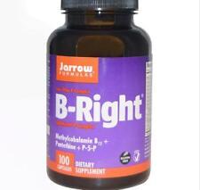 B-Right, B-Complex (100 Capsules) - Jarrow Formulas