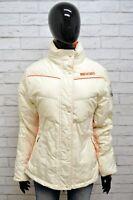 Piumino NORTH SAILS Donna Taglia Size XL Giubbotto Giubbino Giacca Jacket Bianco
