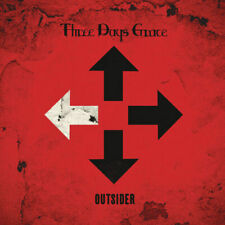 "Three Days Grace : Outsider (Vinyl 12"")"