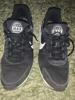 Nike Air Max Guile Black/White Size Uk9/EU44