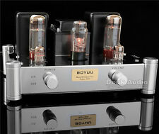 Hi-End EL34 Valve Tube Amplifier Stereo Class A Single-ended HiFi Power Amp 24W