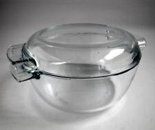 Cocotte Vision PYREX en Verre Transparent 23 cm