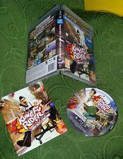 KUNG FU RIDER CORSE PAZZE A HONG KONG PS3 Playstation 3 Usato GARANTITO PAL ITA