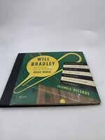 Columbia: Will Bradley and Orchestra Boogie Woogie, 78 rpm 4 Record Set #C-123