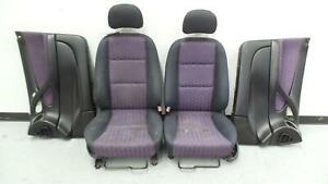 HOLDEN COMMODORE COMPLETE INTERIOR  VY1-VY2, UTE, CLOTH, 10/02-08/042004
