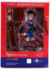 Figma #437 Saber Miyamoto Musashi Fate/Grand Order USA Seller Authentic GSC