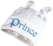 Babymajawelt® 12067 Babymütze PRINCE - Erstlingsmütze 0-3 Mon. Junge Gr.56