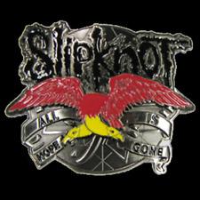 SLIPKNOT - RED EAGLE - BELT BUCKLE - BRAND NEW - HEAVY DUTY MUSIC BBSLP33
