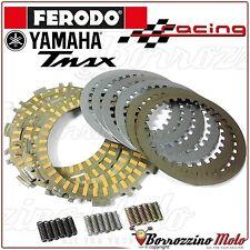 KIT COMPLETA FERODO DISCHI FRIZIONE RACING + MOLLE YAMAHA T-MAX 500 2004-2007