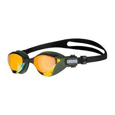 arena Triathlon Schwimmbrille Cobra Tri Swipe Mirror  yellow copper-army