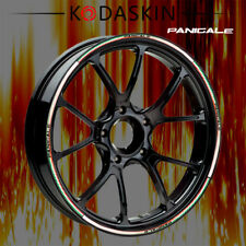 Wheel Decals Stickers Rim Stripes for DUCATI DIAVEL 899 959 1199 1299 panigale