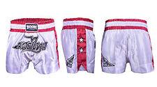 BOOM Prime Ladies Muay Thai Shorts MMA Kick Boxing Martial Arts Fight Gear Trunk